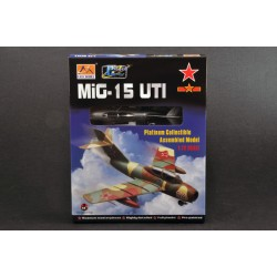 Trumpeter Easy Model: Mig-15UTI Czechoslovakia Air Force in 1:72