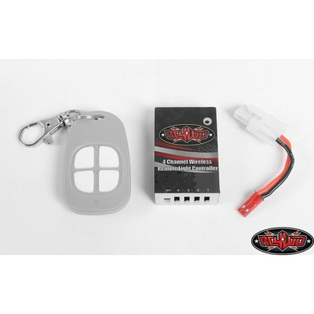 RC4WD 4 Channel Wireless Remote Light Controller RC4WD