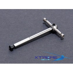 Xtreme Steel Tail Shaft Set- Blade 180X